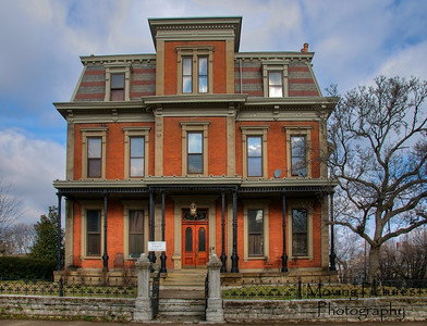 326E. 2nd St. - Lovell-Grazini House -built in the late 1870's