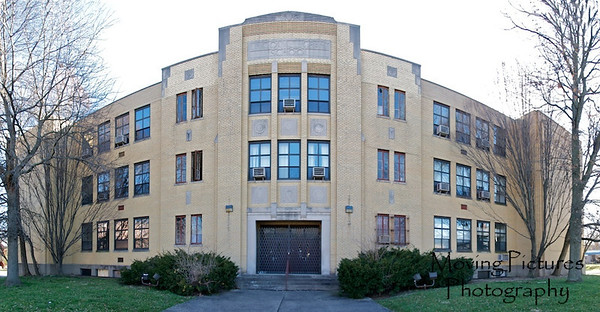 834 Garrard St. - Lincoln-Grant School - built 1932