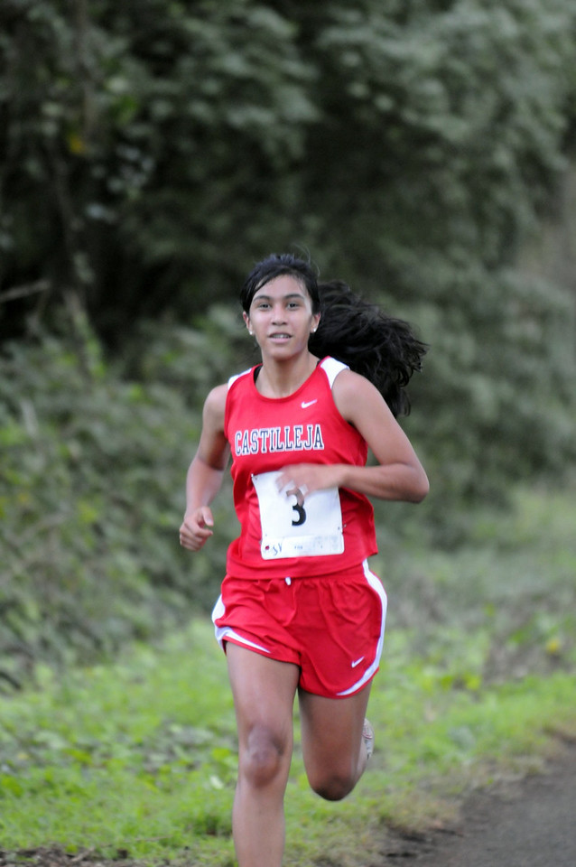 Castilleja Cross Country at San Bruno Mountain