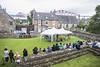 SOUTH QUEENSFERRY Ferry Fair 2019 Concert in Hawthorn Bank Walled Garden