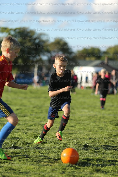 Ferry Fair Junior Football Tournament, 7th August 2017