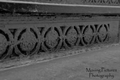 Fairview Elementary - stairway detail