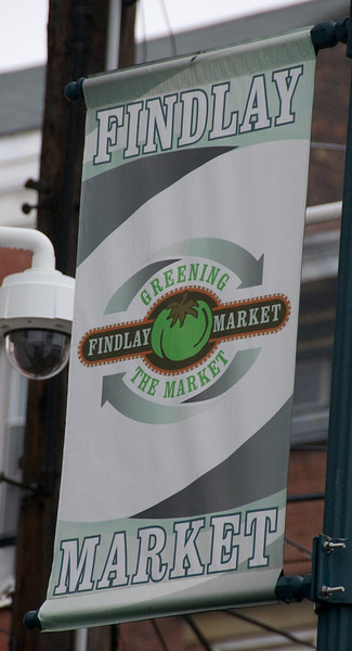Findlay Market & Rookwood tour