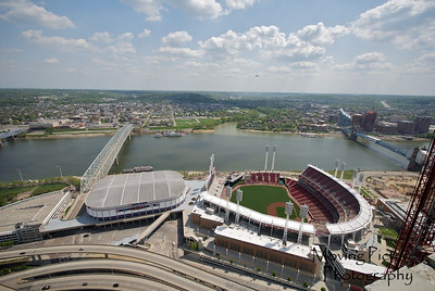 Great American Ballpark & US Bank Arena