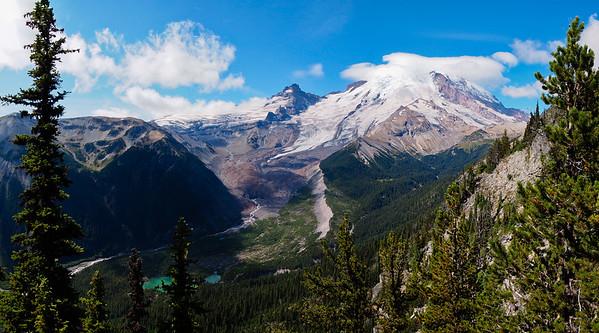 Mt. Rainier - Burroughs Mountain Loop