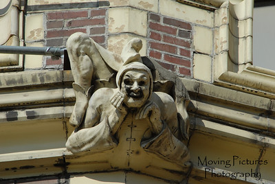 Gargoyle of Athletics