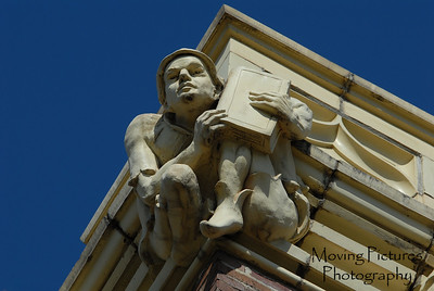Gargoyle of Literature
