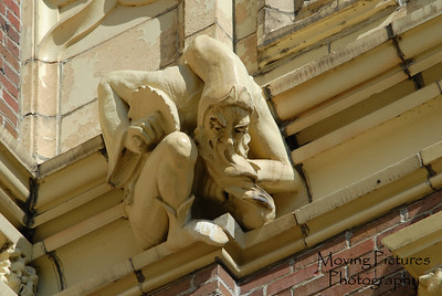Gargoyle of Engineering