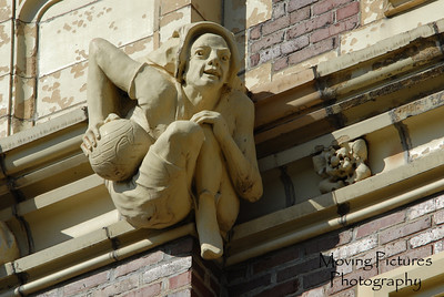 Gargoyle of Geography