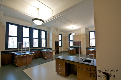 Hughes Renovations - Lab classroom