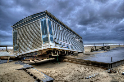 Sandy Aftermath - Belmar NJ