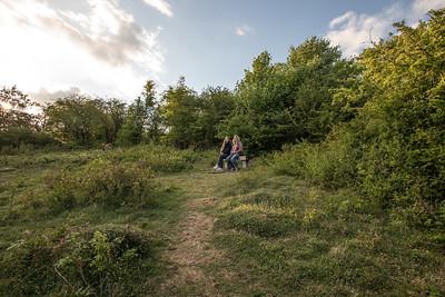Nothing like a walk on Watlington Hill