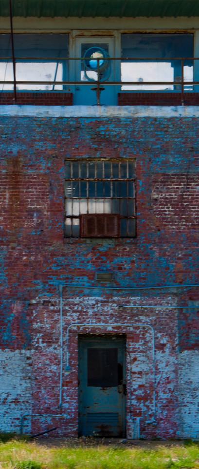 Lorton Prison - No exit