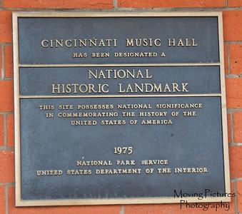 Music Hall 365 Cincinnati