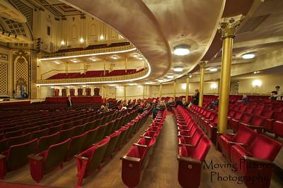Music Hall - Springer auditorium