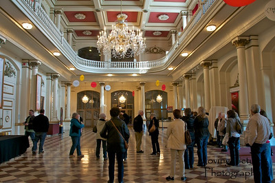 Music Hall - main foyer, entrance to auditorium