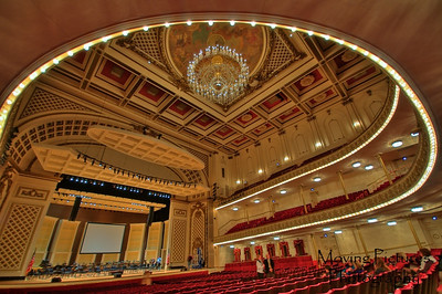 Music Hall - Springer auditorium