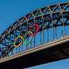"<font face=""Lucida Calligraphy, comic sans, verdana""><font color=""#e9efb7"">The Tyne Bridge"
