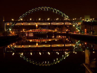 The Bridges at Night