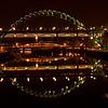 "<font face=""Lucida Calligraphy, comic sans, verdana""><font color=""#e9efb7"">The Bridges at Night"