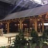 Rocky Ridge vacation home, Weaver Barns display