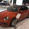 2017 Volkswagen Beetle Convertible....price tag $27.7K