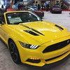 2017 Ford Mustang convertible...sticker price just shy of 50 K.