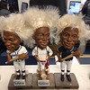 Joni bobble heads, Captains ticket office
