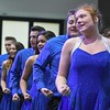 Eric Bonzar—The Morning Journal<br /> Midview High School's Midview Express and Senior Choir perform for guests during the fourth annual Lorain County Superintendent Summit, held at the Lorain County Community College John A. Spitzer Conference Center, May 4, 2017.