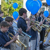 Eric Bonzar—The Morning Journal<br /> The St. Mary Elementary School band kicks off Vermilion's 11th annual 3rd Thursday: Music Flowers and a Sunset event, May 19, 2016.