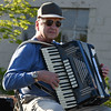 Eric Bonzar—The Morning Journal<br /> Polka music was on tap during Vermilion's 11th annual 3rd Thursday: Music Flowers and a Sunset event, May 19, 2016.