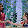"Eric Bonzar—The Morning Journal<br /> South Amherst Middle School students held an afternoon performance of ""Princess Whatsername,"" in the school's small gym, March 28, 2017."