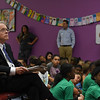 Eric Bonzar—The Morning Journal<br /> Ohio Attorney General Mike DeWine attends a dedication ceremony at the Oakwood Boys and Girls Club of Lorain County, 4111 Pearl Ave., Lorain, July 12, 2016. The facility was renamed the Boys and Girls Clubs of Lorain County Desich Family Campus in recognition of Dick Desich's contributions to the non-profit organization.