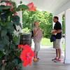 US  Congressman District 1 Northern Utah Rob Bishop was among visitors to Historic Kirtland. {Kristi Garabrandt-The News-Herald}
