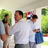 US Senator  Mike Lee from Utah was among visitors to Historic Kirtland. {Kristi Garabrandt-The News-Herald}