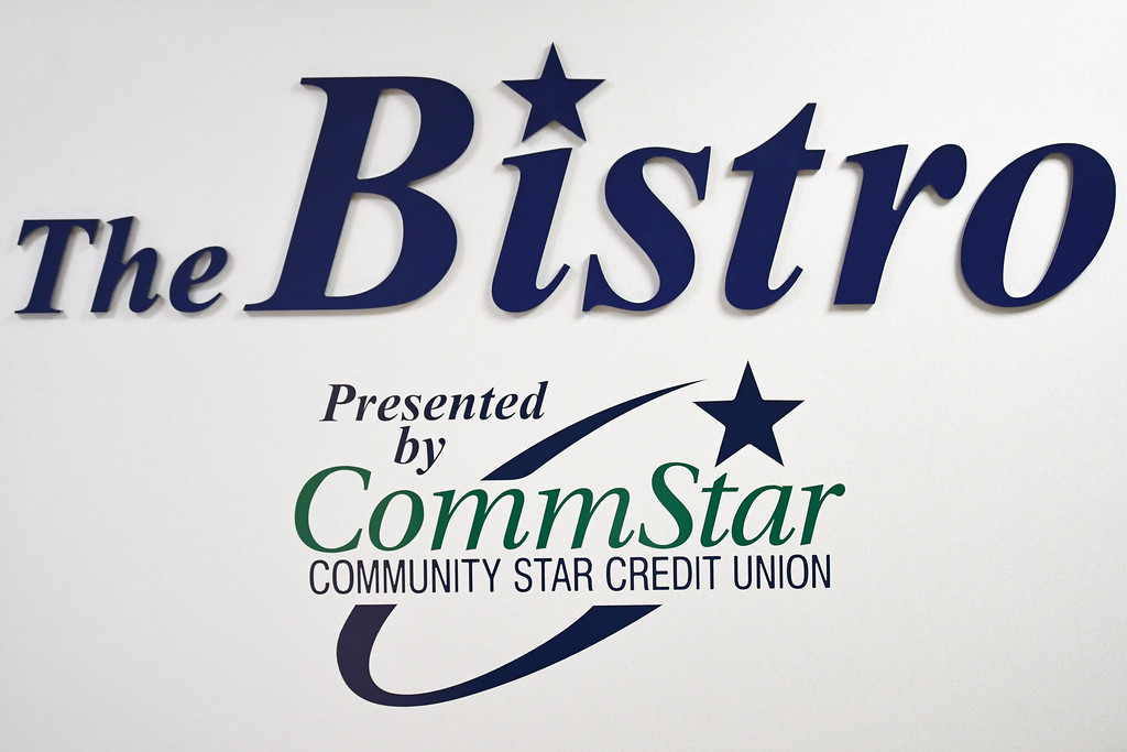 . Eric Bonzar�The Morning Journal<br> Mercy Health and Mercy Foundation of Lorain County unveiled its newly renovated CommStar Bistro, Nov. 14, 2017.