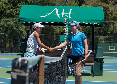 Alpine Hills National Select Girls Tennis Tournament May 2014