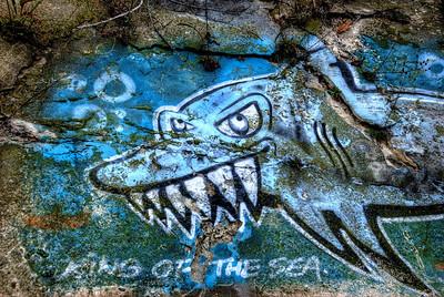 Graffiti - jersey shore style