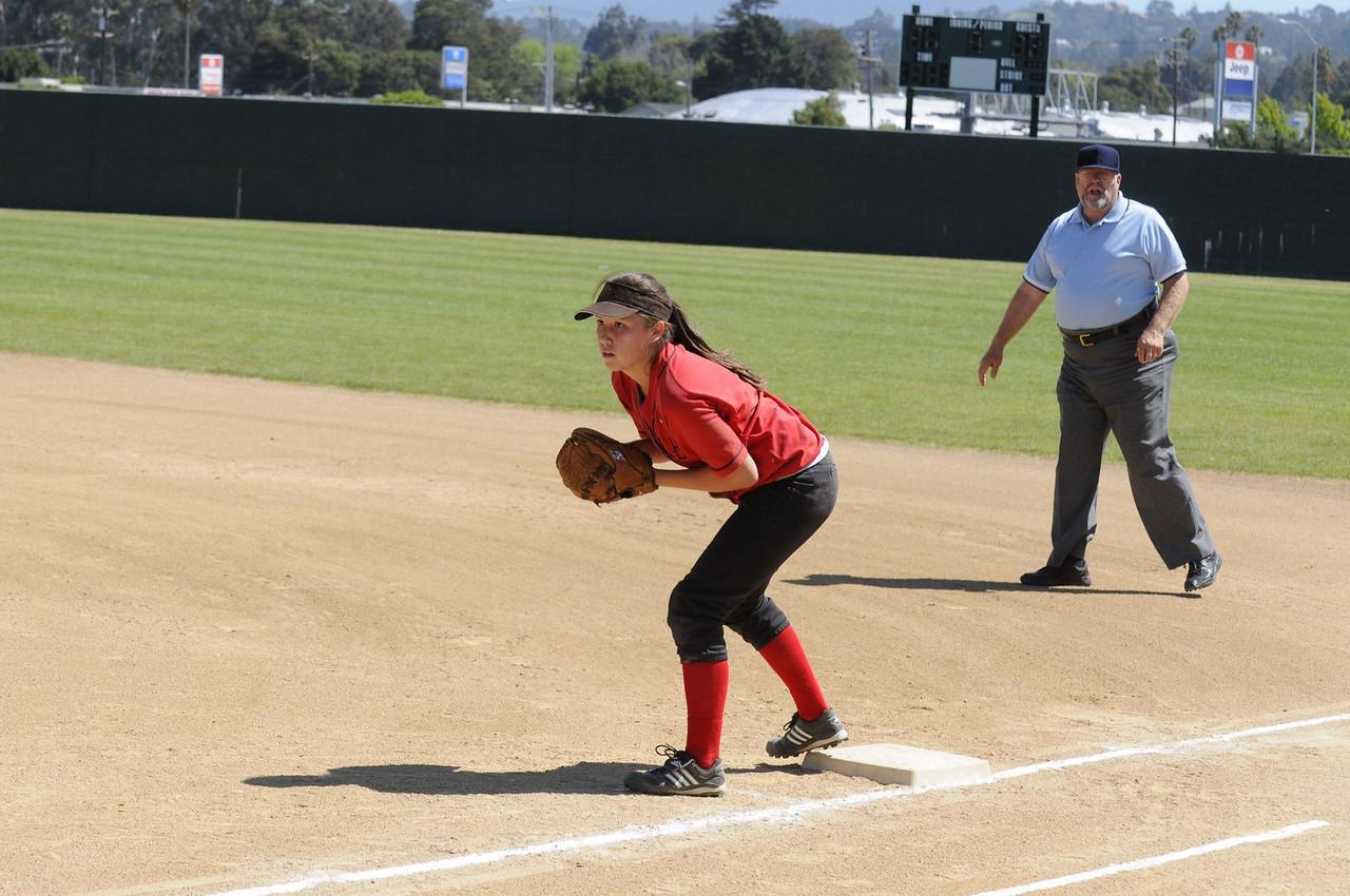 Castilleja Softball vs Mercy Burlingame