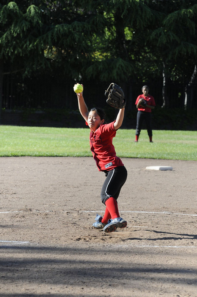 Castilleja Softball vs ICA