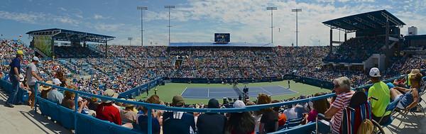 Finals - Isner vs Nadal