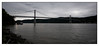 Mid-Hudson Bridge in Poughkeepsie, NY from Waryus Park.