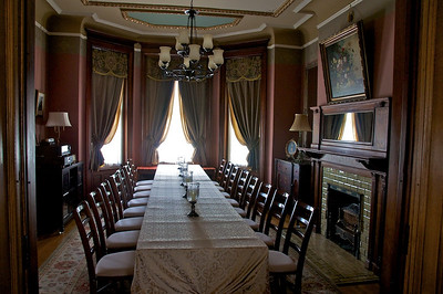 Wiedemann Hill Mansion - 2nd dining area