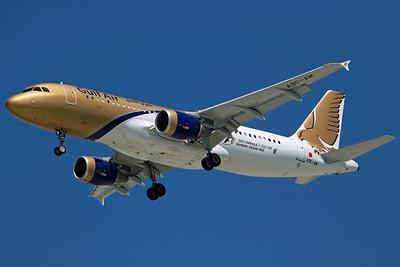 A9C-AM A320-200 Gulf Air. 27/3/13.