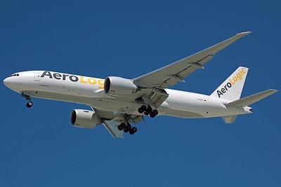 D-AALF B777-200F AeroLogic. 27/3/13.