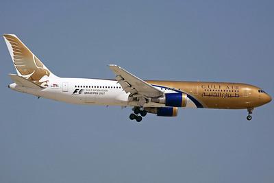 A40-GV B767-300 Gulf Air. 16/2/07.