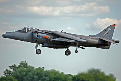 ZD403/32A Harrier GR7A 4(AC)Sq. 28/7/06.