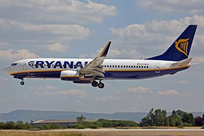EI-DLK B737-800 Ryanair. 28/7/06.