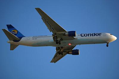 D-ABUF B767-300ER Condor/Thomas Cook. 8/2/08.
