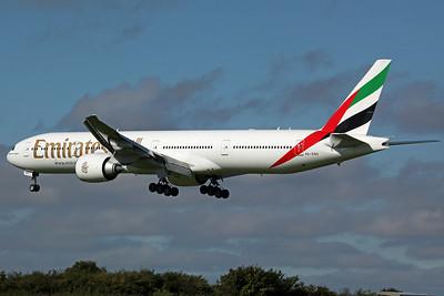 A6-ENG B777-300ER Emirates. 23/9/13
